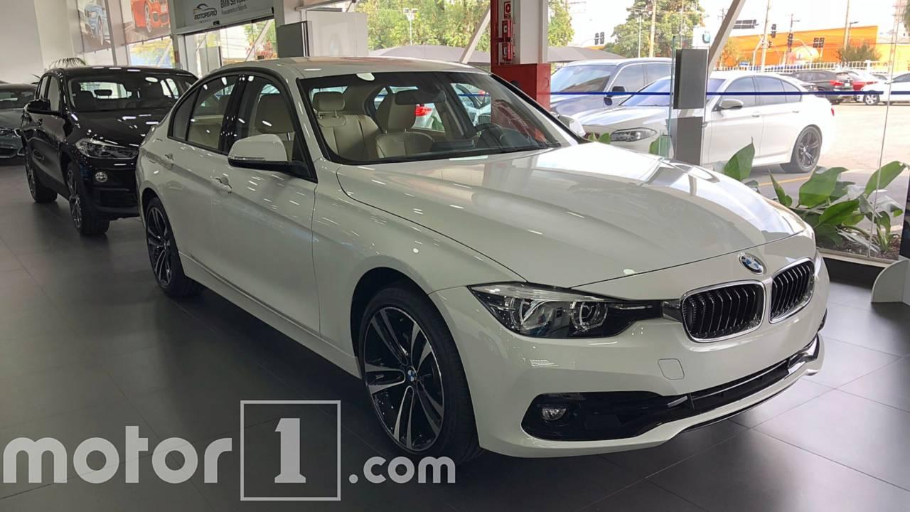 BMW Série 3 2018 BR
