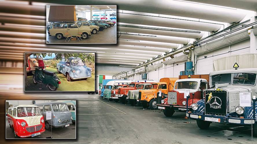 You've Never Seen This Amazing Car Collection From Germany Before