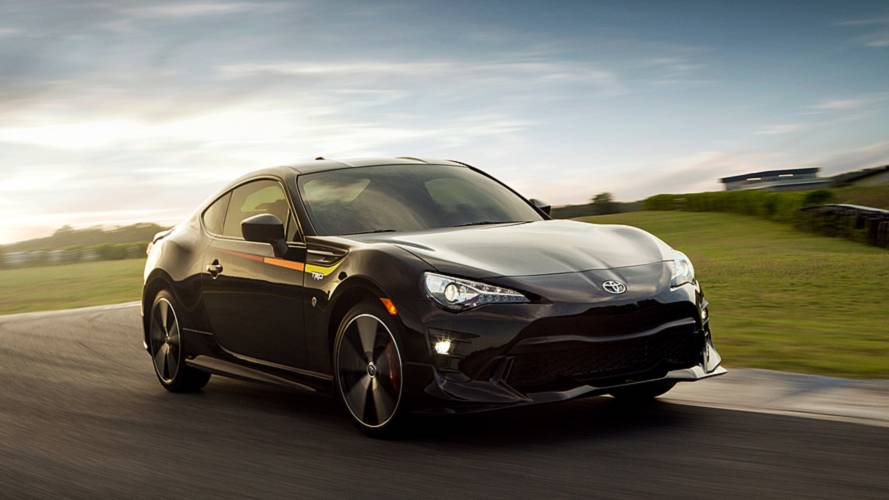 Toyota 86 GR, Yaris GR sporty models hinted by trademark filings