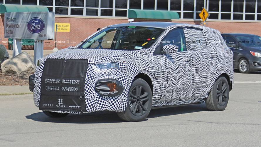 Is this Ford's New Mustang-Based Mach 1 Crossover?
