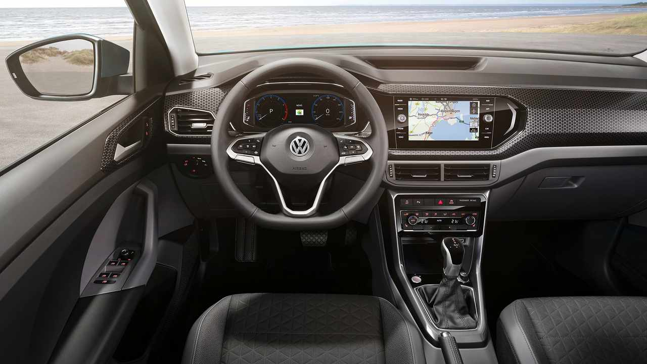 volkswagen t cross 2019 la alternativa suv al polo. Black Bedroom Furniture Sets. Home Design Ideas