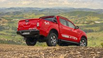 Nissan Frontier Attack 4x4 2019