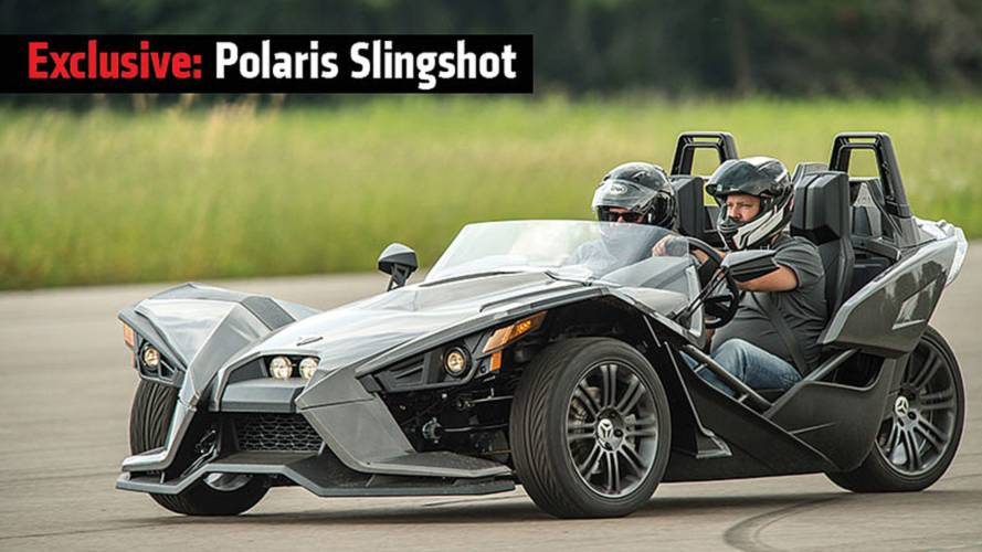Exclusive: Polaris Slingshot