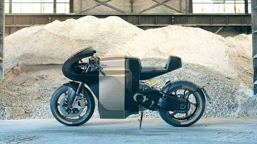 Sıradışı elektrikli motosiklet Saroléa Manx7 piyasaya çıktı