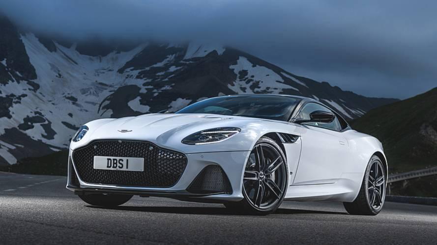Primer encuentro con el Aston Martin DBS Superleggera