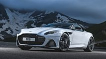 Aston Martin DBS Superleggera im Test
