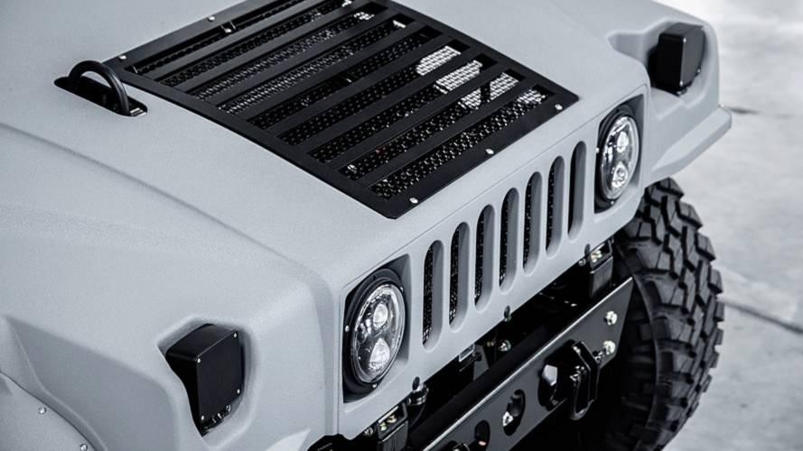 Hummer, elektrikli bir marka olarak geri mi dönüyor?