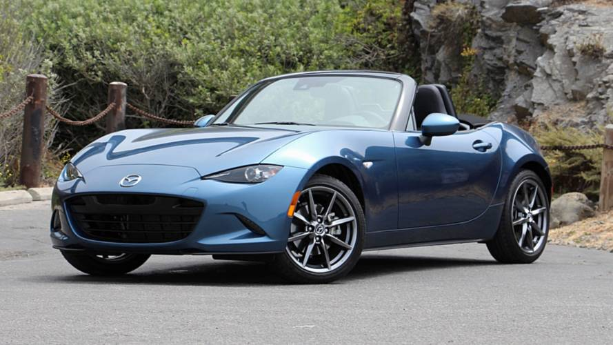 2019 Mazda MX-5 Miata First Drive: The Whole Package