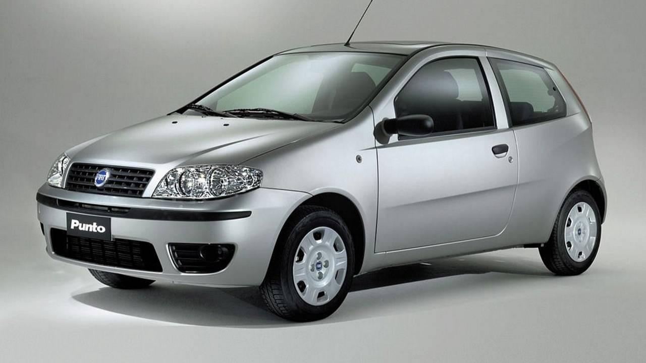 Fiat Punto - Classic moderna