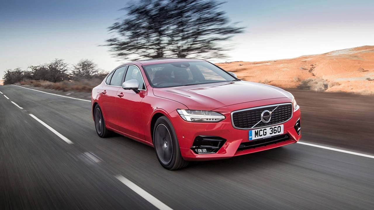 Volvo's new T5 engine coming to UK