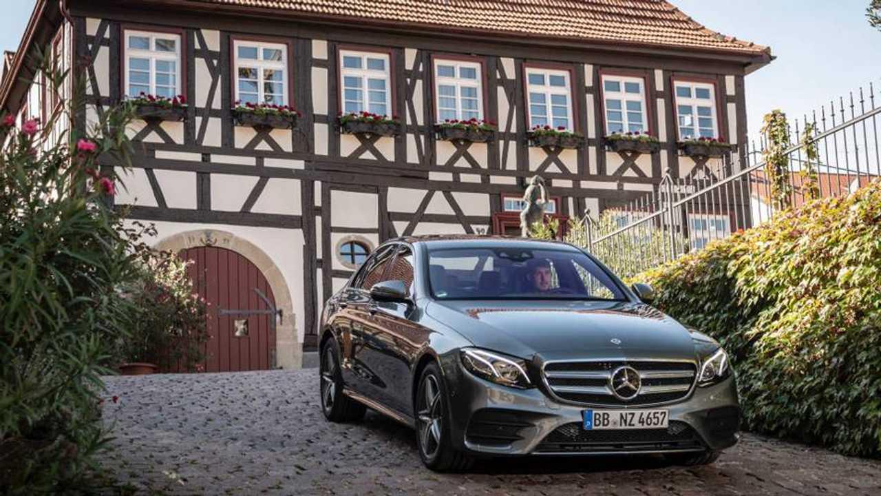 Mercedes E300e And E300de