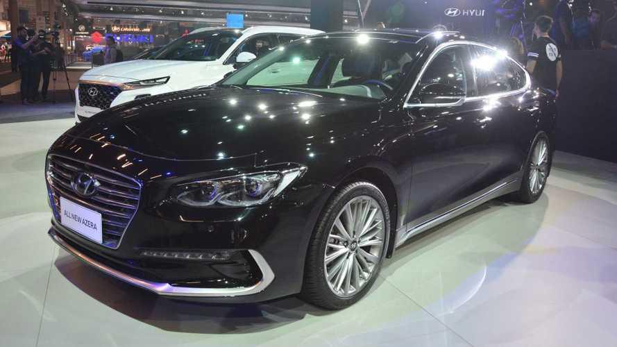 Salão de SP: Hyundai Azera, Elantra e Santa Fe são confirmados para 2019