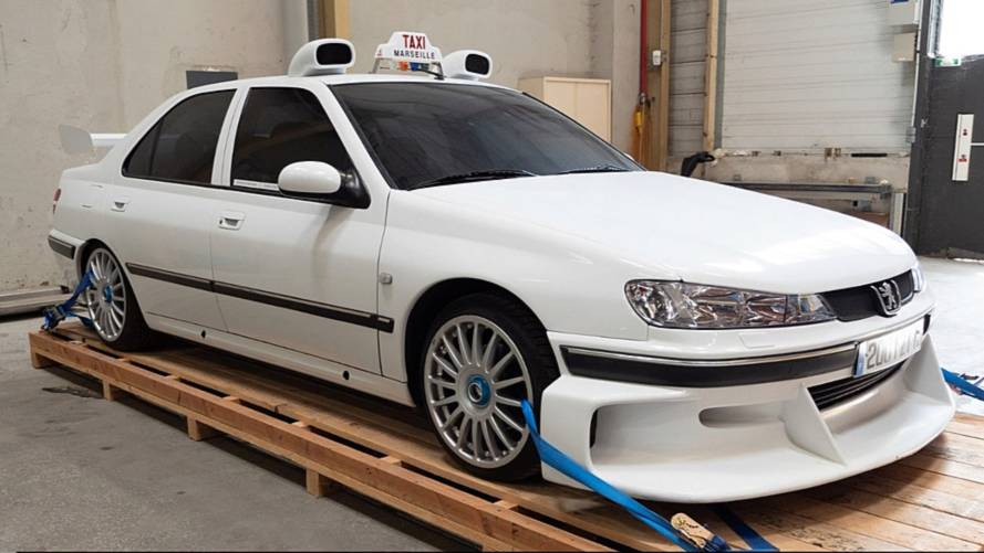 La Peugeot 406 de Taxi 2 en vente aux enchères ce week-end !
