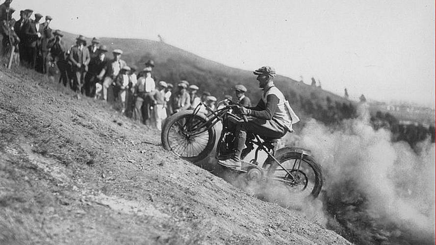 Hill Climbing, Going Uphill Since 1897