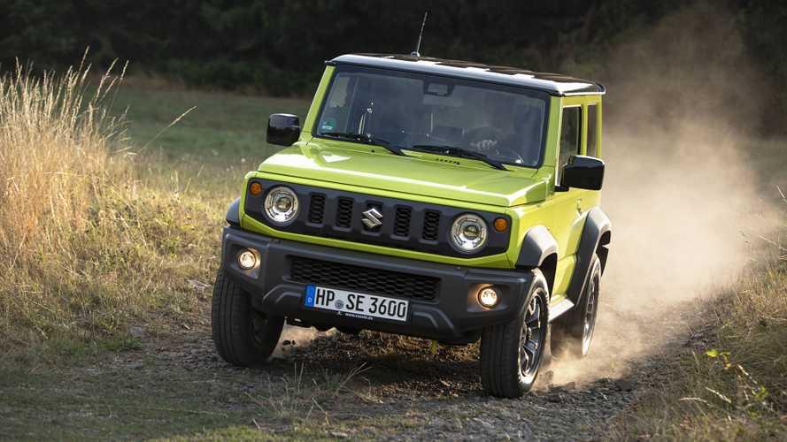 Объявлены спецификации Suzuki Jimny для России