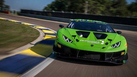 El Lamborghini Huracán GT3 Evo 2019 afila sus garras