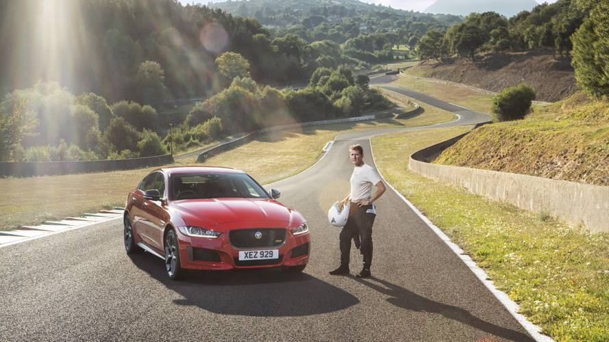 Jaguar Circuit de Charade körrekord