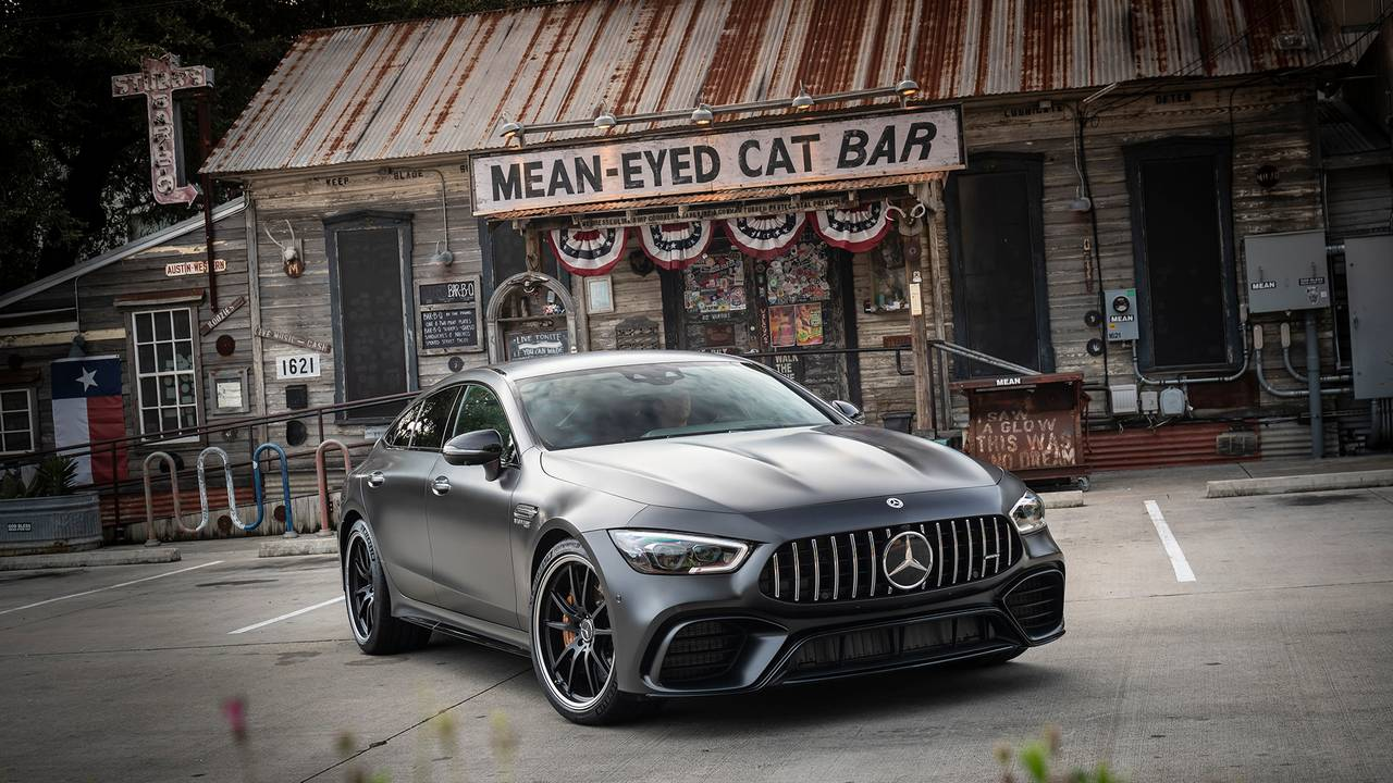 Mercedes-AMG GT63S 4-Door 2019