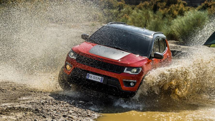 Jeep Compass Trailhawk, l'off-road è il suo terreno di caccia