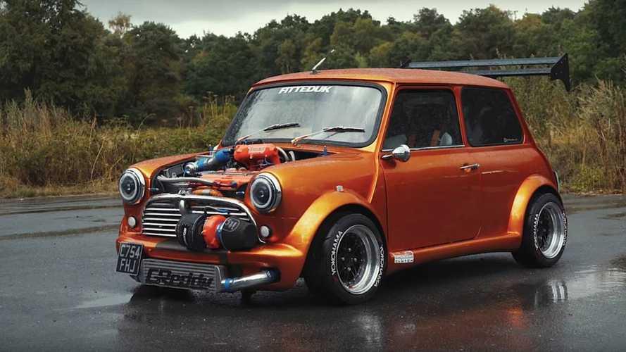 VIDÉO - Cette Mini Cooper de 360 ch est complètement délirante !
