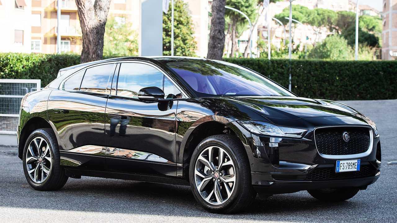 Jaguar I-Pace, la prova consumi