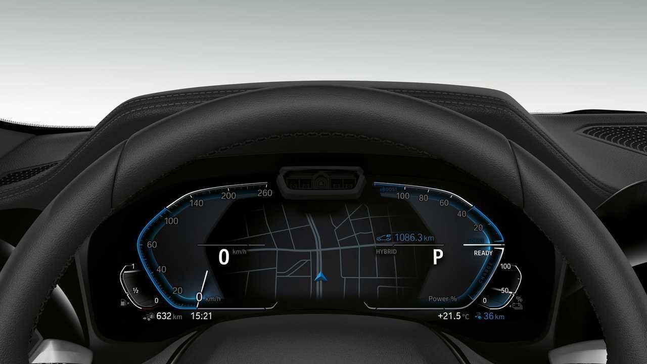 BMW 330e iPerformance 2019