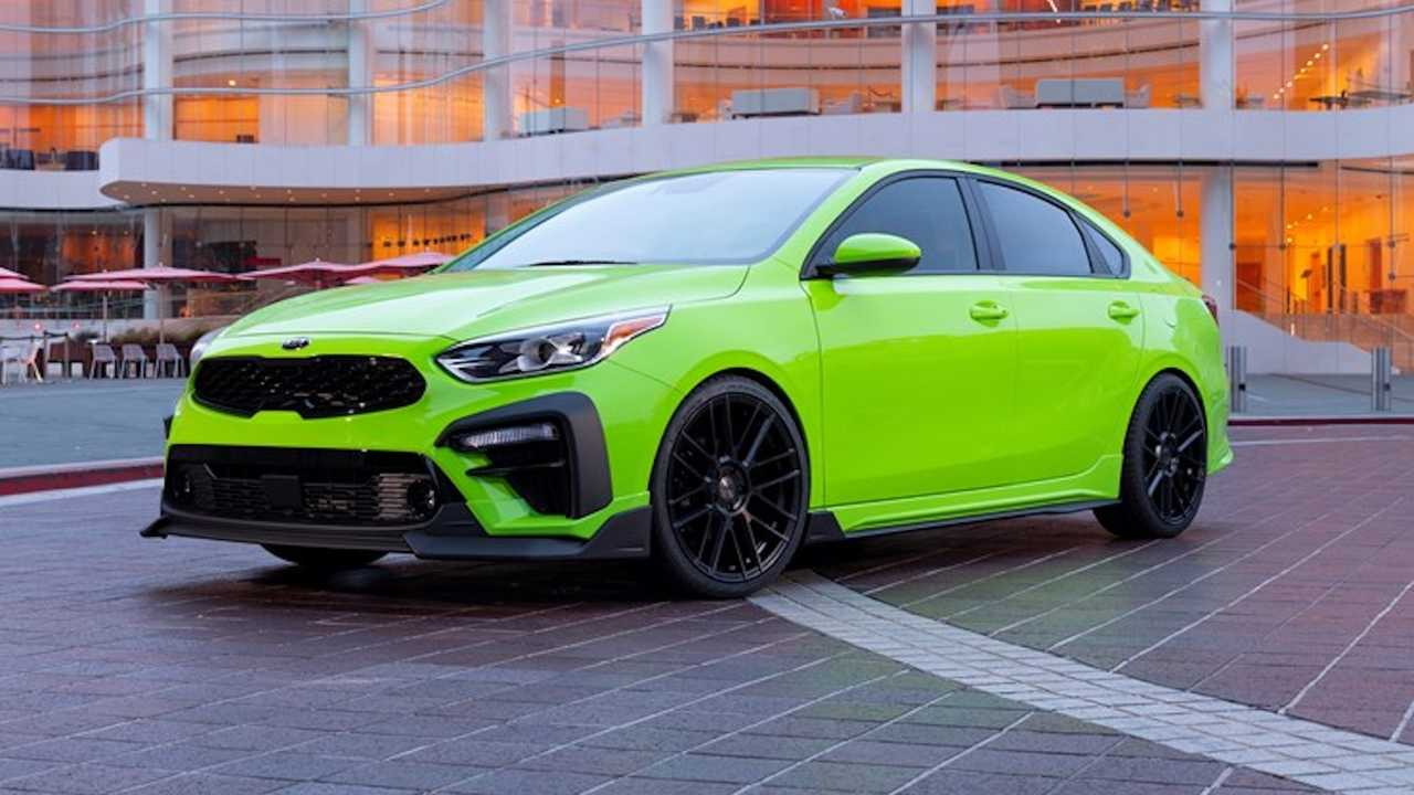 Custom Kia K900 Stinger And Forte Models Invade Sema Update