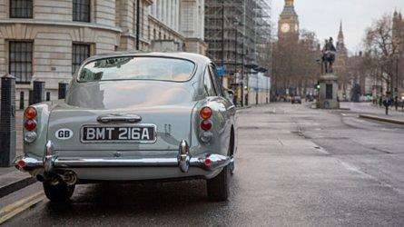 Aston Martin, James Bond'un DB5'ini tekrar üretecek