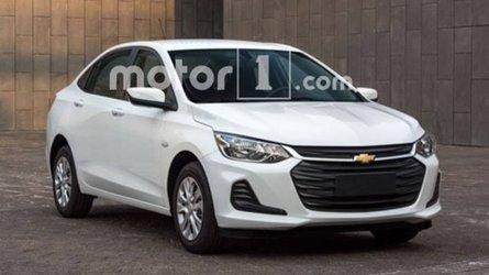 Vazou! Este é novo Chevrolet Prisma 2020