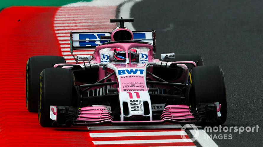 Haas protest wasn't aimed at stopping Force India racing