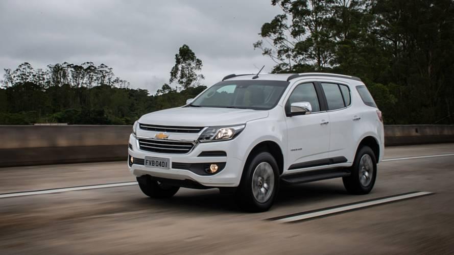 Chevrolet lança Trailblazer 2019 a partir de R$ 181.990