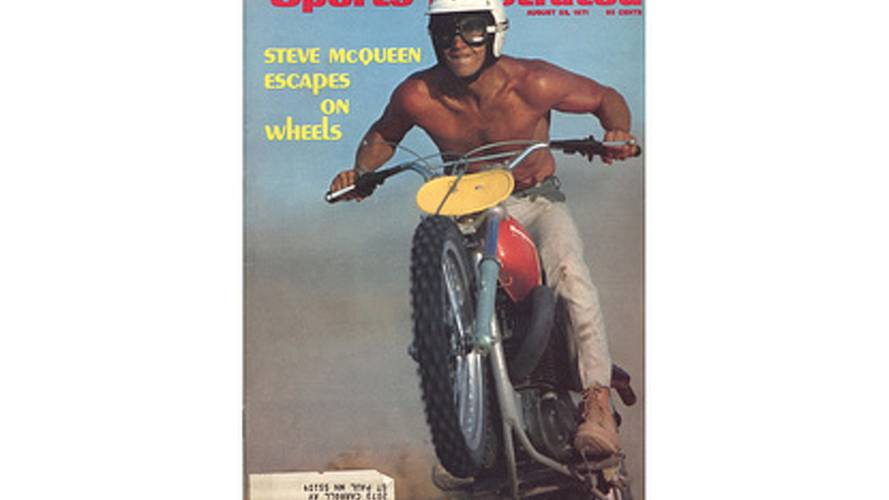 On the lam with Steve McQueen