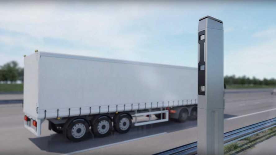 Les radars tourelles vont envahir les routes françaises