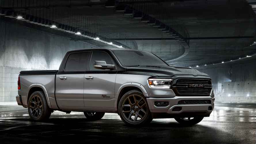 Signals Suggest Ram May Introduce Lowering Kit From Mopar