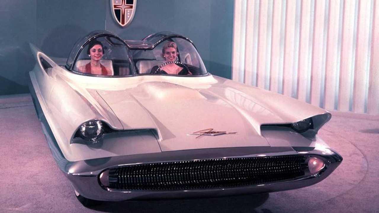 Lincoln Futura concept car