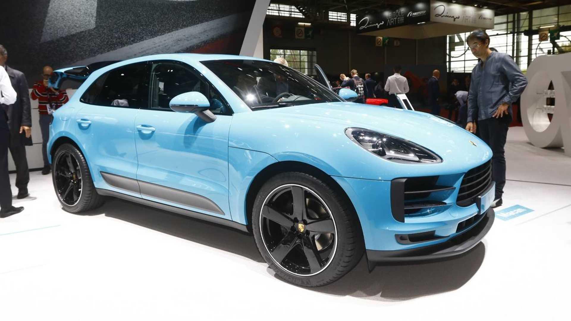 2021 Porsche Macan Redesign Turbo Gts And Specs >> 2019 Porsche Macan Arrives In Paris With 2 0 Liter Turbo Engine