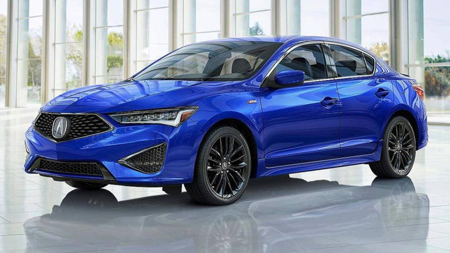 2019 Acura ILX Starts At $25,900 With Lots More Standard Tech