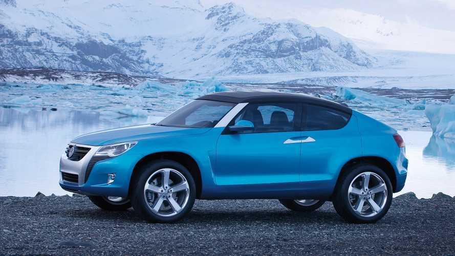 Vergessene Studien: VW Concept A (2006)
