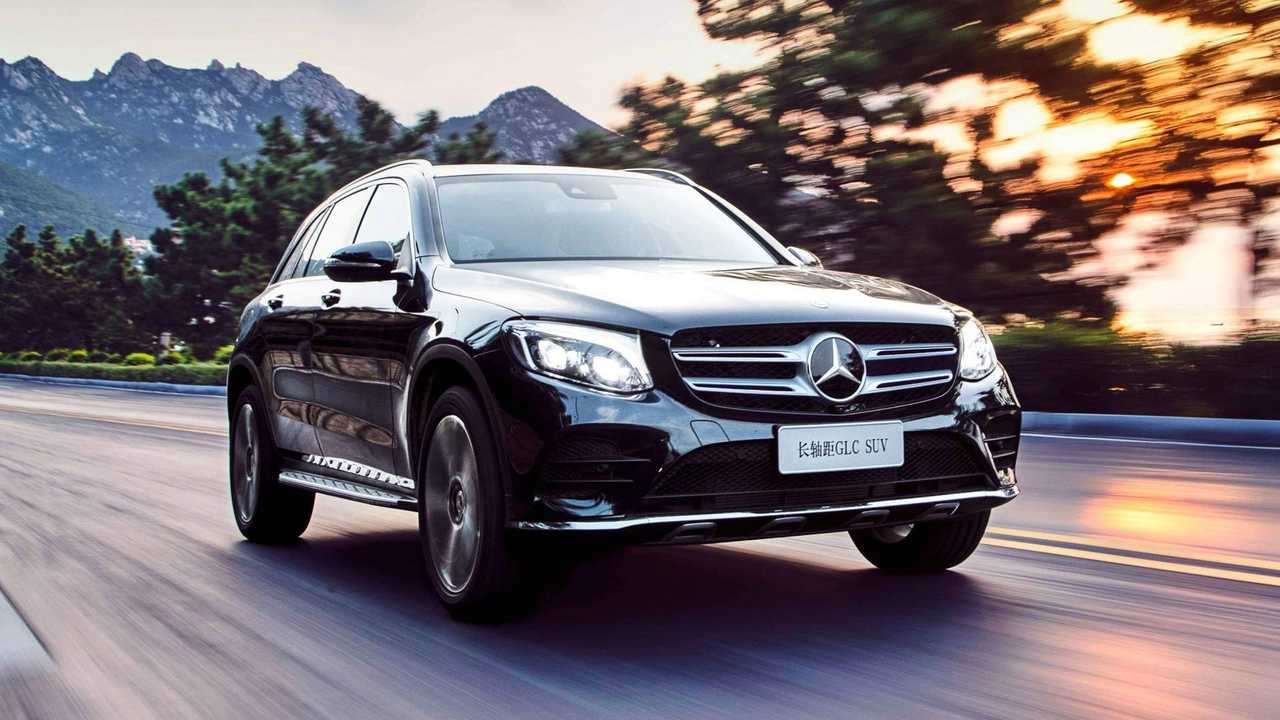 2018 Mercedes Benz GLC L