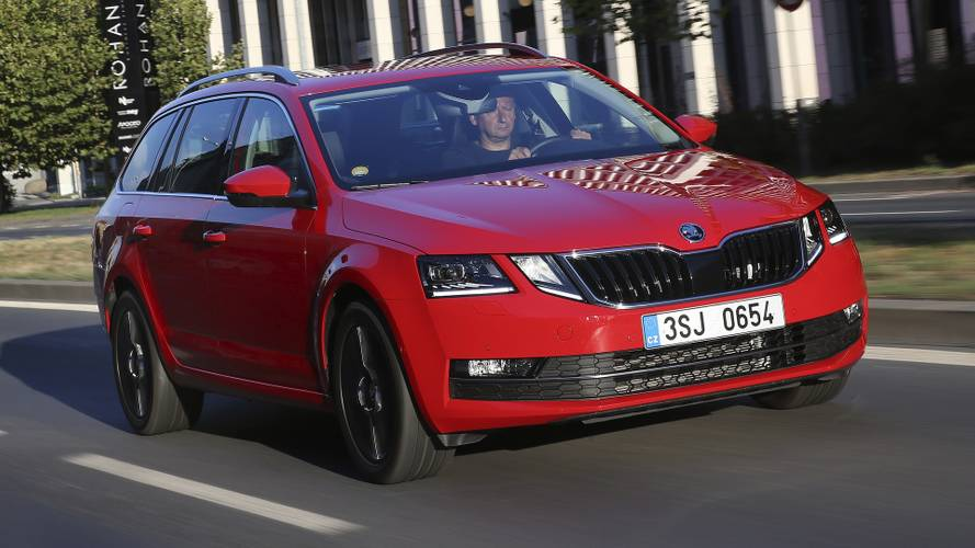Skoda Octavia G-TEC Gains More Power And Longer Range On CNG