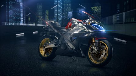 Kymco Goes Super Electric With Radical SuperNEX