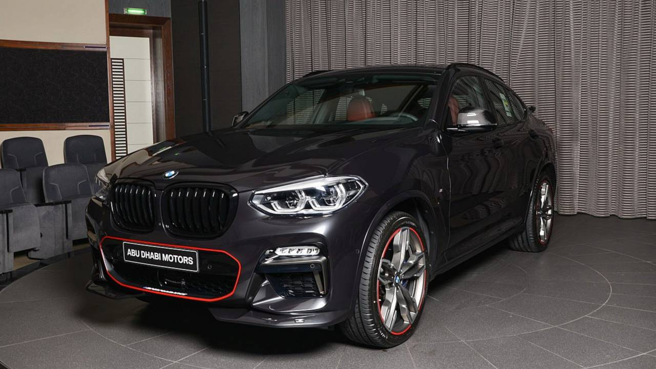 2019 bmw x4 m40i dressed to impress with numerous extras. Black Bedroom Furniture Sets. Home Design Ideas