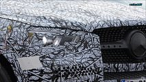 Mercedes-Benz GLE Coupe Ve S-Serisi Casus Fotoğrafları