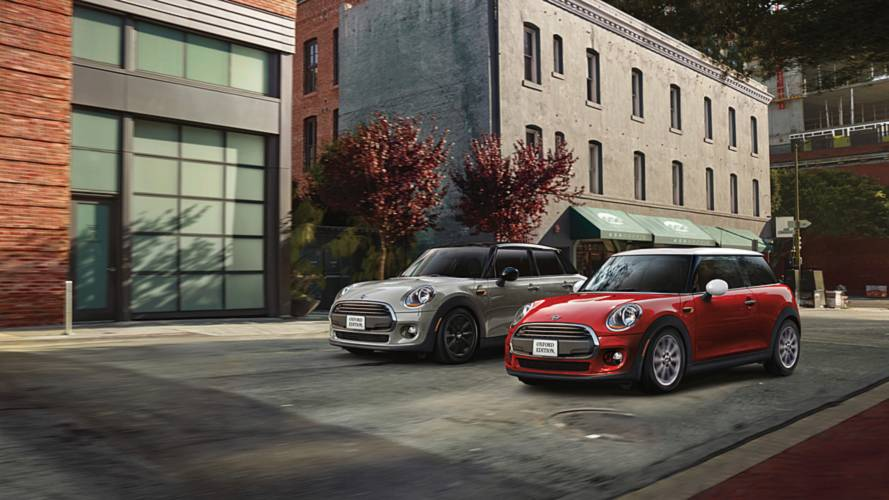 Back to School: Mini Oxford Edition Starts At Less Than $20,000