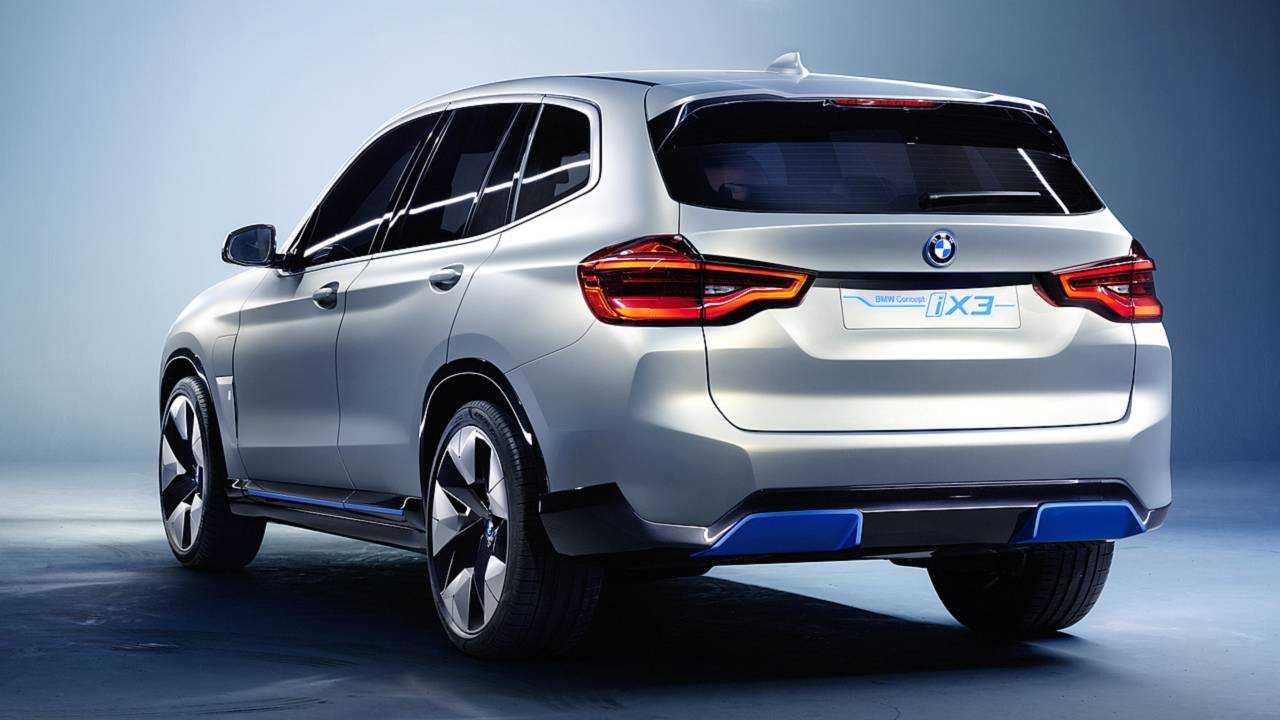 Le BMW iX3
