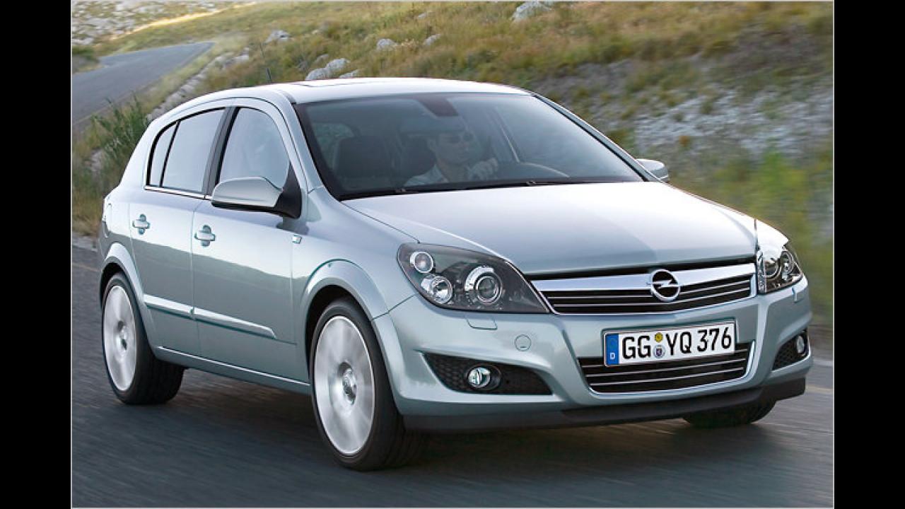Opel Astra 1.7 CDTI ecoFlex Edition DPF