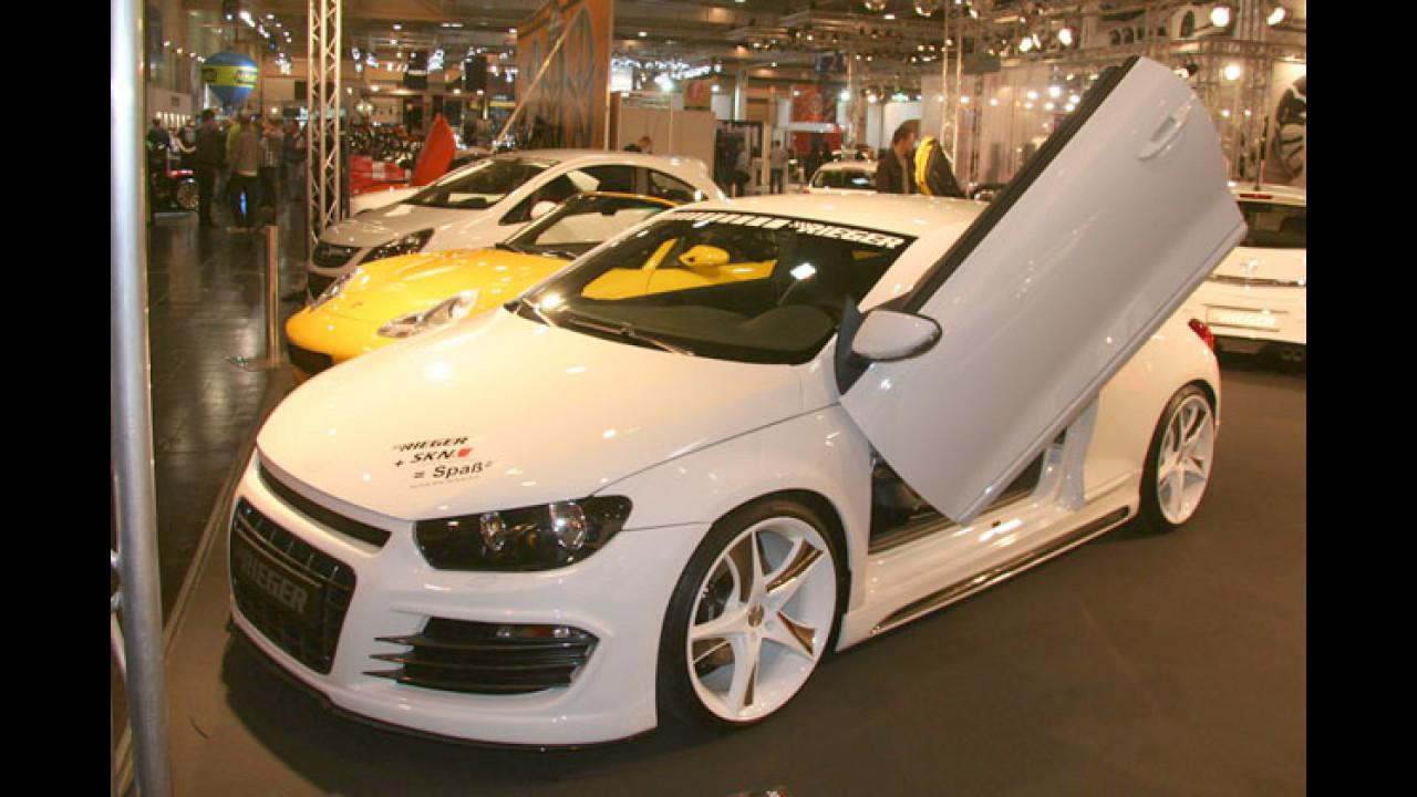 Rieger VW Scirocco