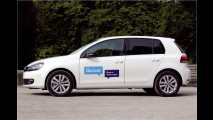 VW Quicar startet