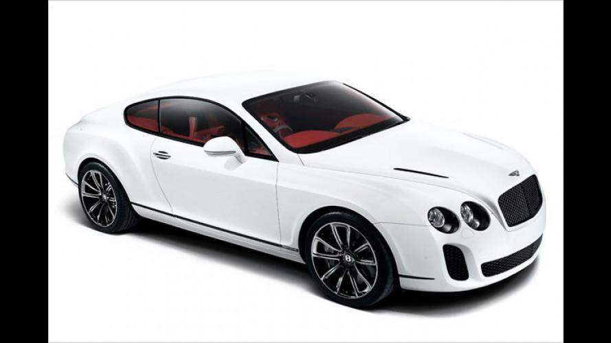Bentley Continental Supersports: Bulliger Bio-Brenner