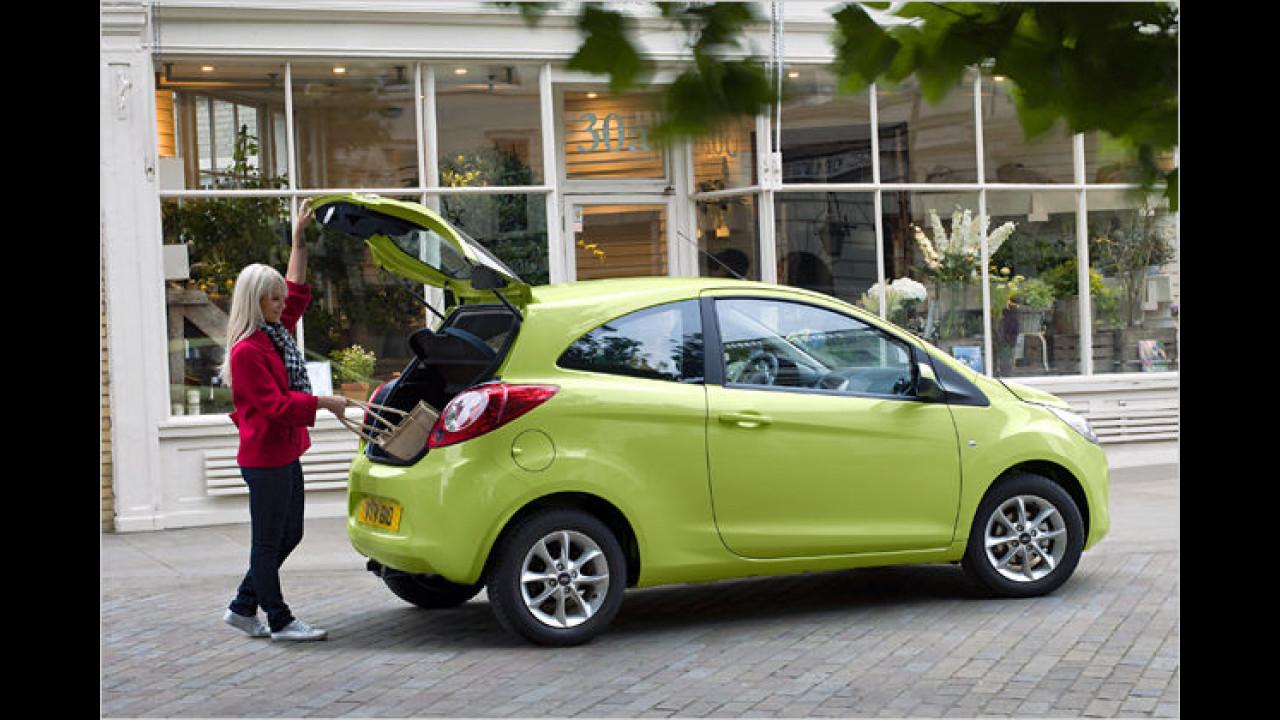 Frauenauto: Ford Ka